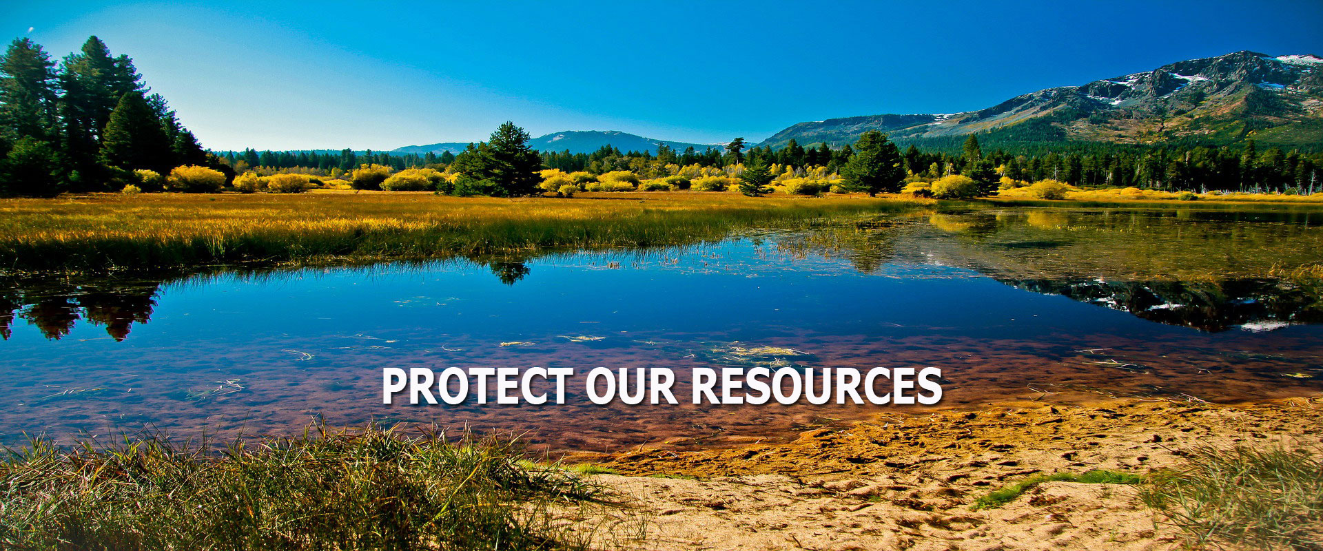 protect resources